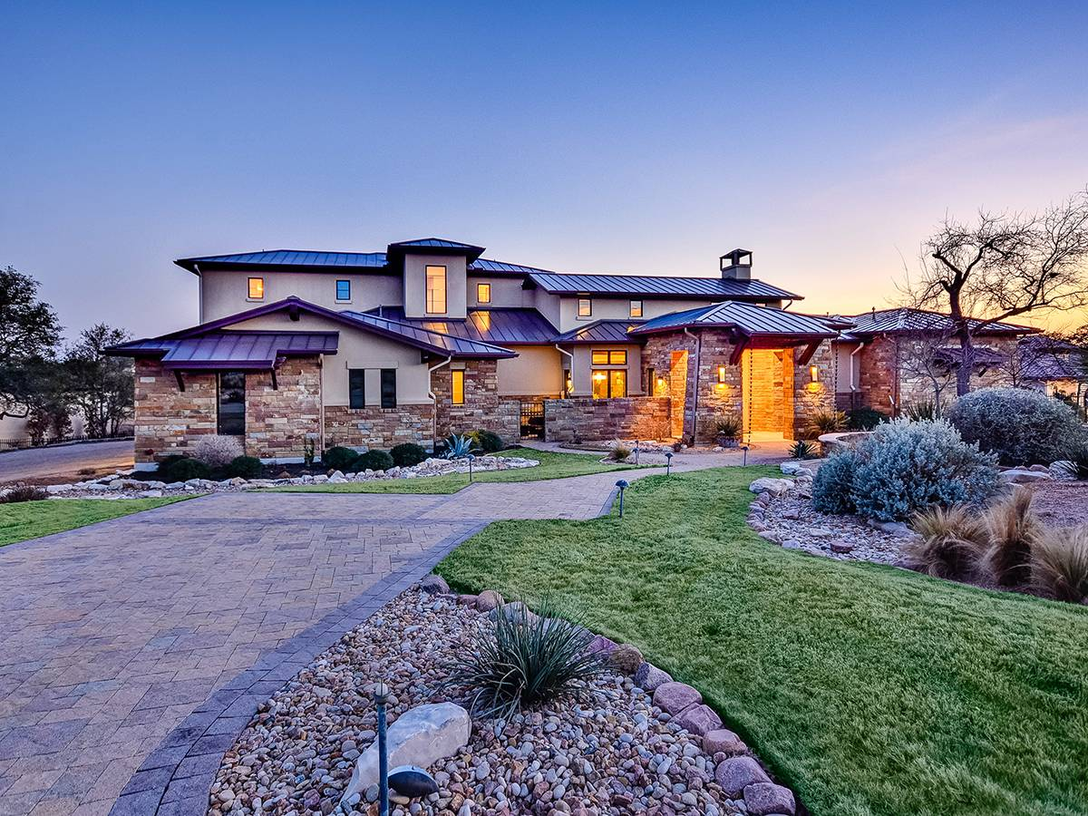 Hill Country Contemporary Belvedere Zbranek Holt