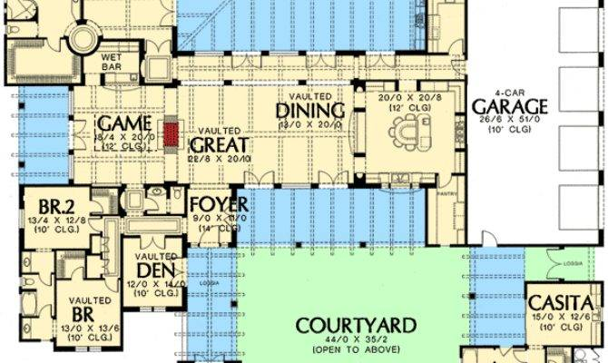 Hill Country Floor Plans Gurus