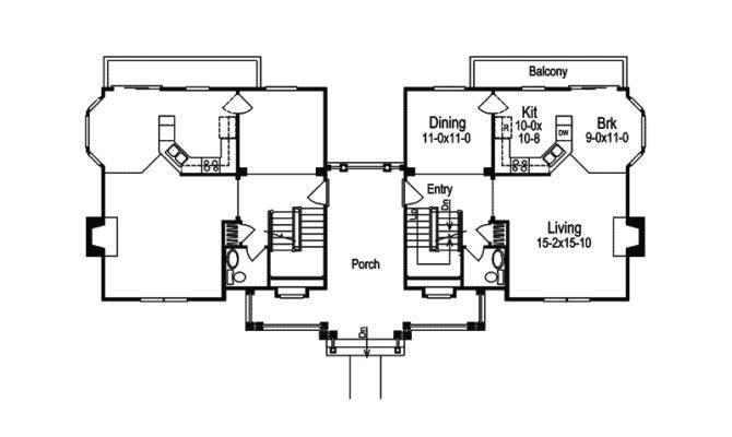 Hill Country Modern Floor Plans Joy Studio Design