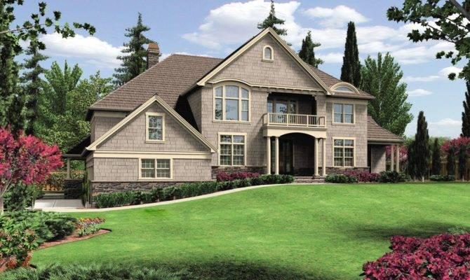 Hillside Home Design Architectural Designs