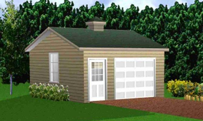Hip Roof Garage Plans