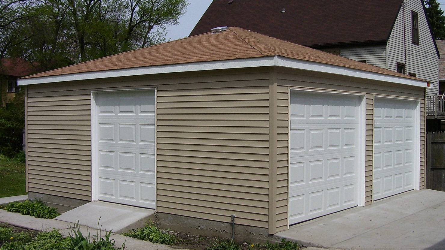 Hip Roof Garage Quotes