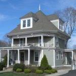 Historic Buildings Connecticut Octagon Archives