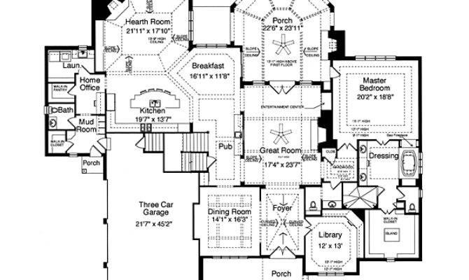 Historic English Country House Floor Plans Escortsea