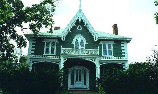 Historic House Blog Style Spotlight Gothic