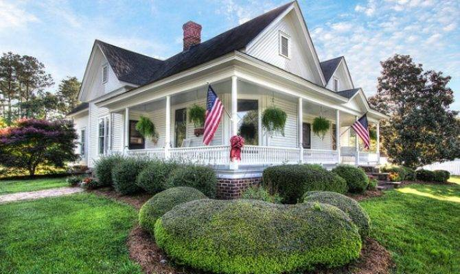 Historic North Carolina House Tour Country Homes