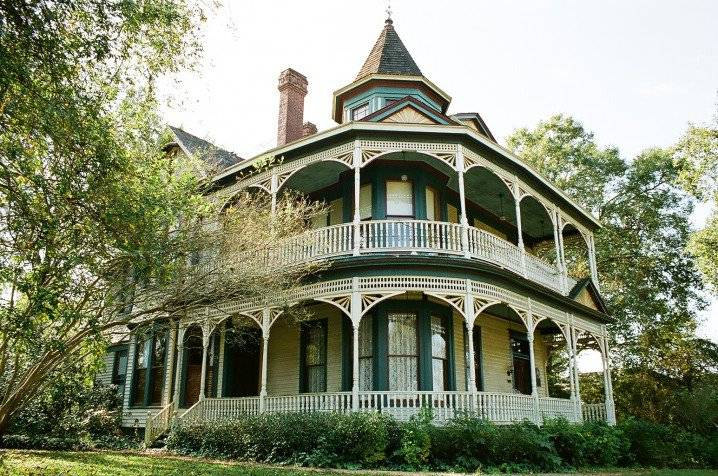 Historic Victorian Homes Vintage Old House