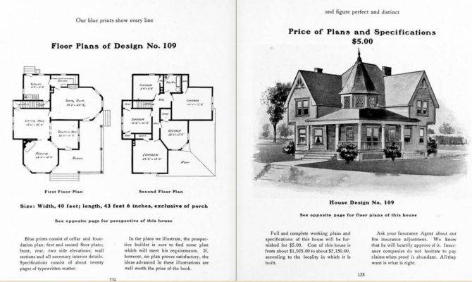 Historic Victorian House Plans Plan Catalog Over