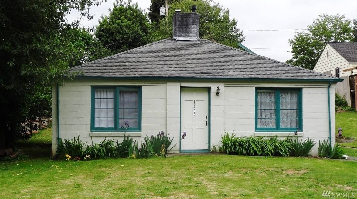 Historical Cinder Block Cottage Sale