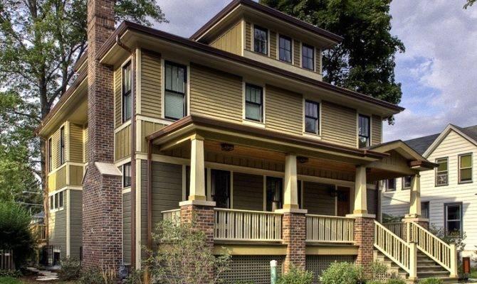 History Craftsman Style Homes Stillwater