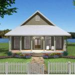 Holgate Bend Cottage Home Plan House Plans