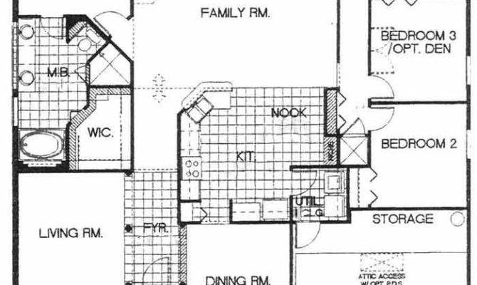 Holiday Builders Floor Plans Florida Modernhomeideas