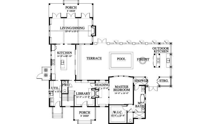 Holiday House Plan Design Allison