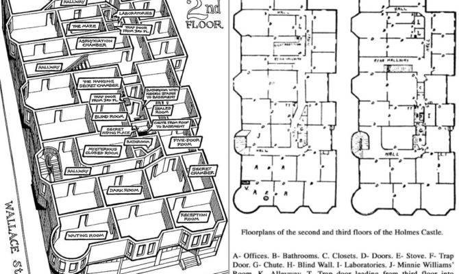 Holmes Murder Castle Frightfind