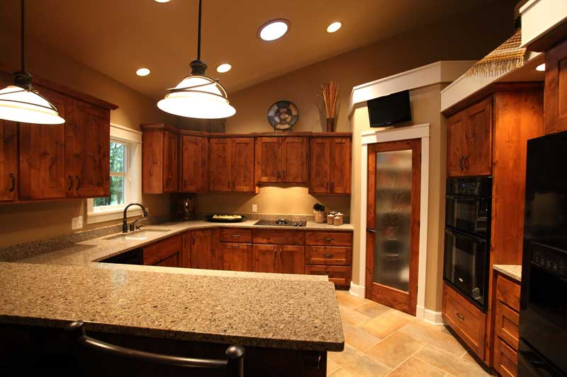 Home Craftsman Style Interiors