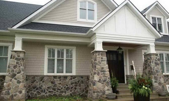Home Decor Simulated Stone Siding Houses