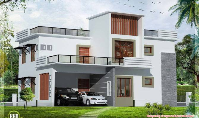 Home Design Elevation Scrappy