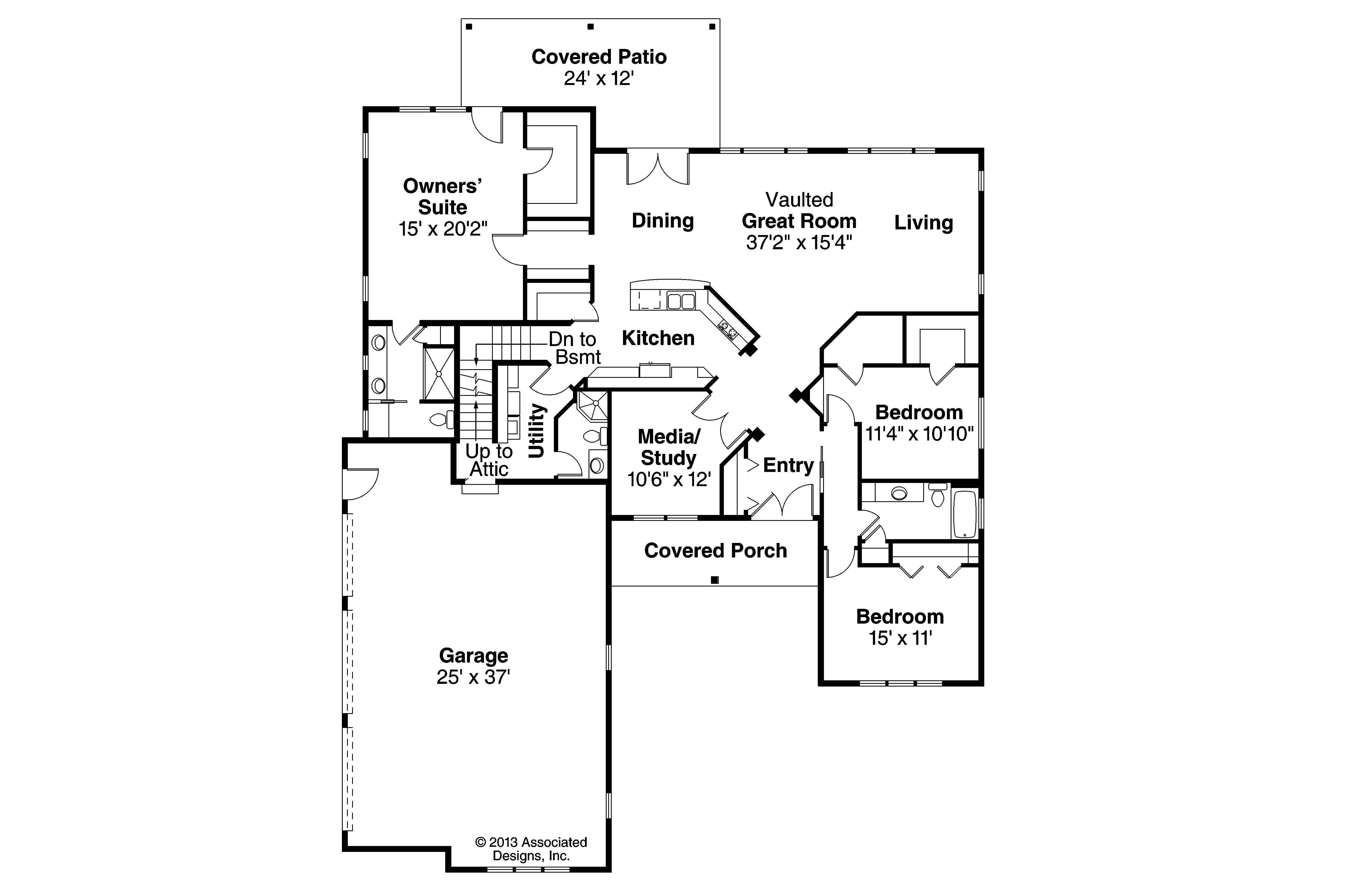 Home Design Ideas Level House Floor Plans Nice