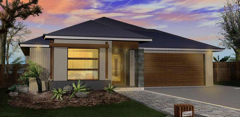 Home Design Martin Single Storey Designs