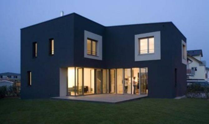 Home Design Modern Simple Angular Cubic