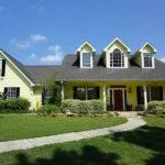 Home Design Ranch Style Plans Red Door