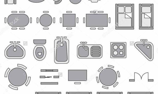 Home Design Symbols Awesome
