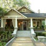Home Design Traditional Bungalow House Designs