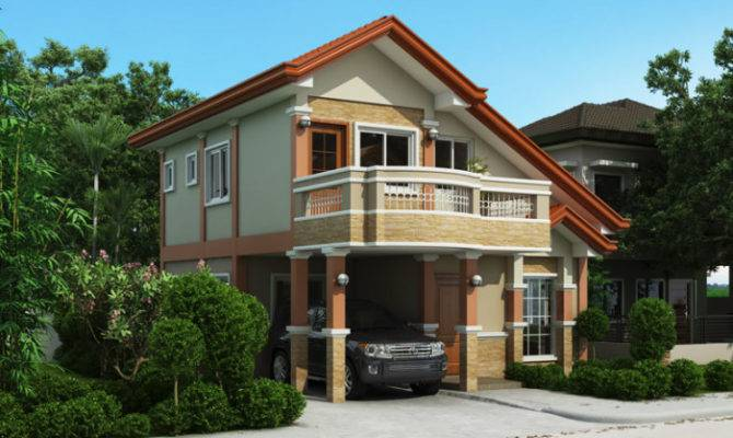 Home Design Two Storey Story