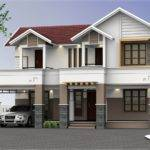 Home Design Two Story Modern House Plans