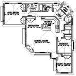 Home Designs Enamoring Open Concept House Plans