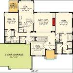 Home Designs Open Concept House Plans One Story Simple
