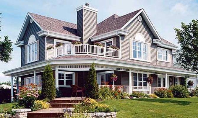 Home Designs Porches Houses Wrap Around