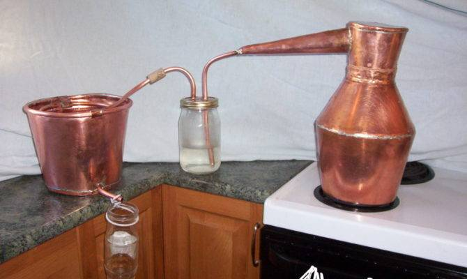 Home Distiller Topic Copper Brass Fitting Steampunk