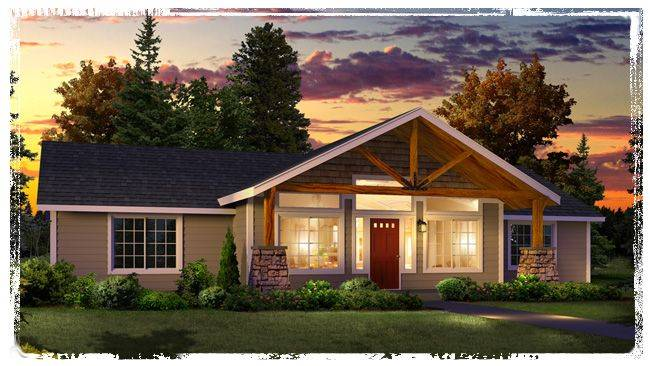 Home Front Porches New Plan Large Timber Truss Porch