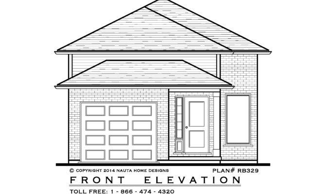 Home House Plans Raised Bungalow