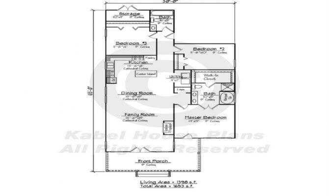 Home House Plans Spanish Hacienda Cottage