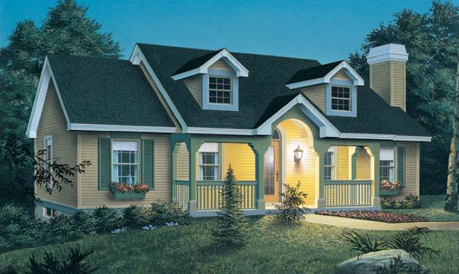Home Ideas New England Style House Plans