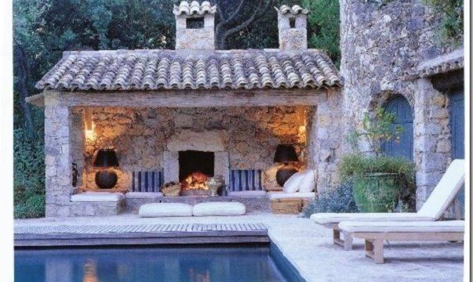 Home Interior Design Pool House Bookmark
