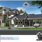 Home Plan Elevation Appliance