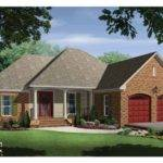 Home Plan Homepw Square Foot Bedroom Bathroom