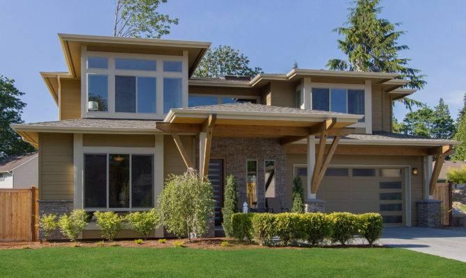 Home Plan Modern Prairie Expanses Glass