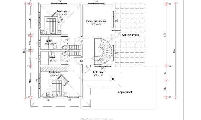 Home Plans Architecture Design House