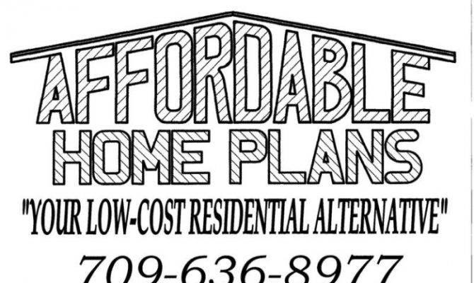 Home Plans Elevations Floor Foundation Basement
