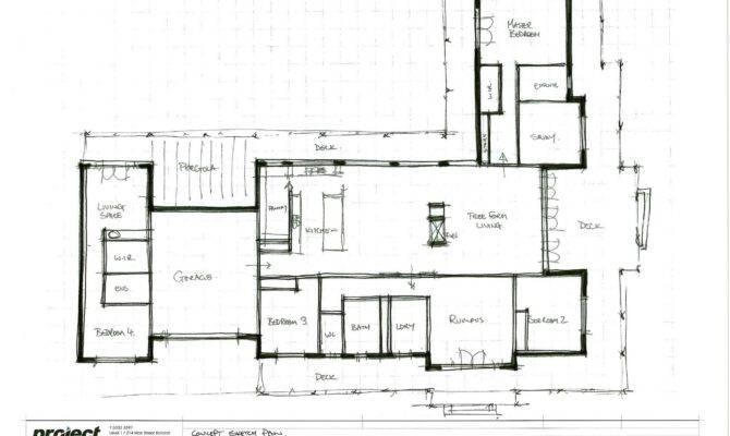 Home Plans Hampton Style House