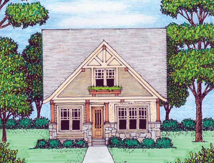 Home Plans Homepw Square Feet Bedroom Bathroom Tudor