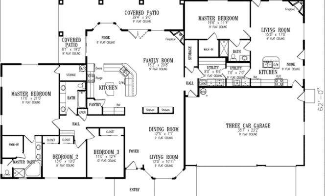 Home Plans Inlaw Quarters Guide Look Latest Ranch