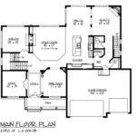 Home Plans Lake House Floor