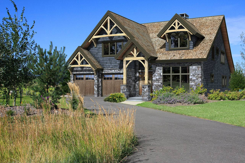 Home Plans Mountain