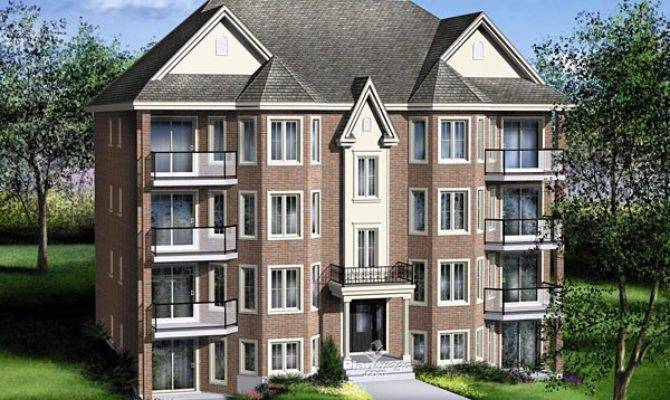 Home Plans Plex Building