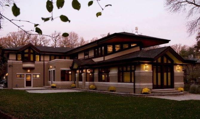 Home Plans Prairie Style